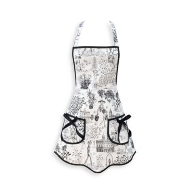Gigi Toile Hostess Apron by JS Home™