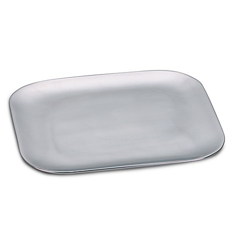 Nambe 11-Inch Square Service Plate