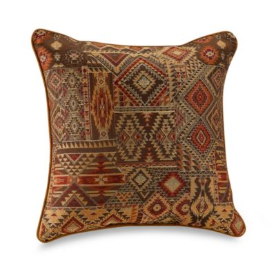 Croscill® Yosemite 18-Inch Square Toss Pillow