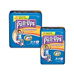Pull-Ups® Learning Designs® 26-Count Disposable Girl's 3T in 4T Training Pants