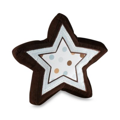 Mod Star 11-Inch Toss Pillow