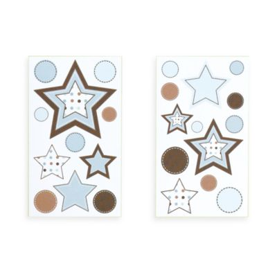Mod Star Wall Decals
