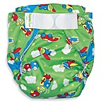 Bumkins® All-in-One Large Cloth Diaper in Cars