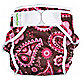 Bumkins® Waterproof Extra-Large Diaper Cover in Pink Paisley