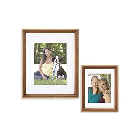 Eco-Elements Sierra Cherry 10-Inch x 13-Inch Picture Frame