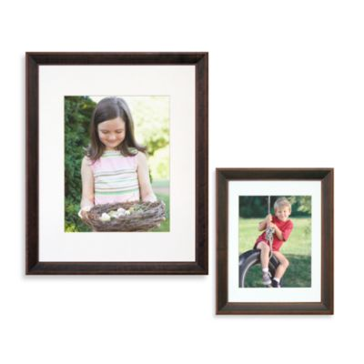 Fetco Home Decor™ Eco-Elements 10-Inch x 13-Inch Picture Frame in Espresso