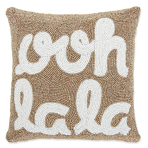 Ooh La La Pillow Bed Bath And Beyond