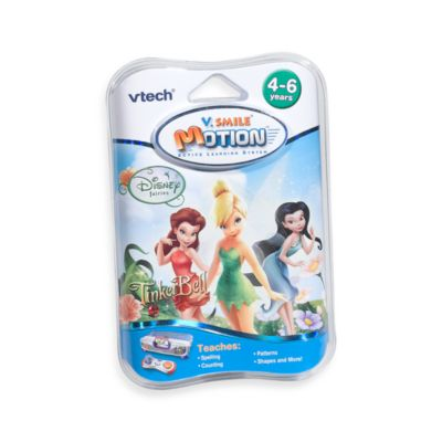V-Tech® V. Smile® Smartridge Cartridge in Disney Fairies