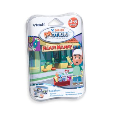 V-Tech® V. Smile® Smartridge Cartridge in Handy Manny