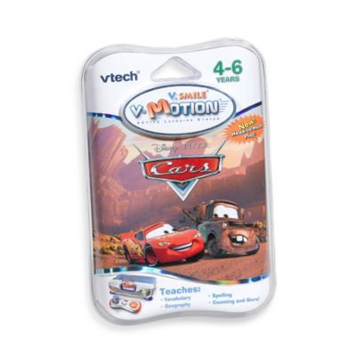 V-Tech® V. Smile® Smartridge Cartridge in Disney Pixar Cars
