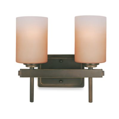 Bess Two-Light Vanity Lamp