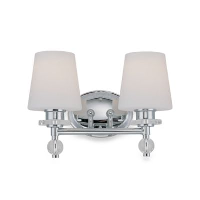 Valerie 2-Light Vanity Lamp