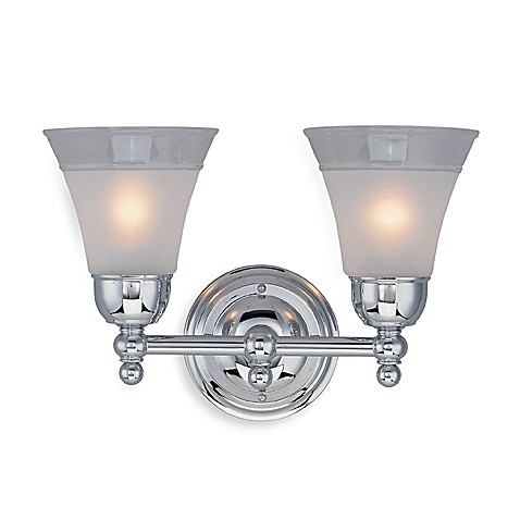 Sarif Two Light Vanity Lamp