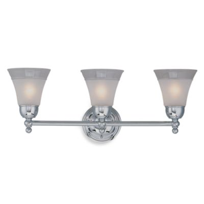 Sarif Three Light Vanity Lamp