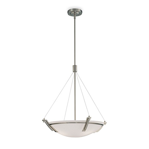 Lite Source Silvia 4-Light Ceiling Lamp
