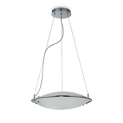 Lite Source Spinn 2-Light Ceiling Lamp