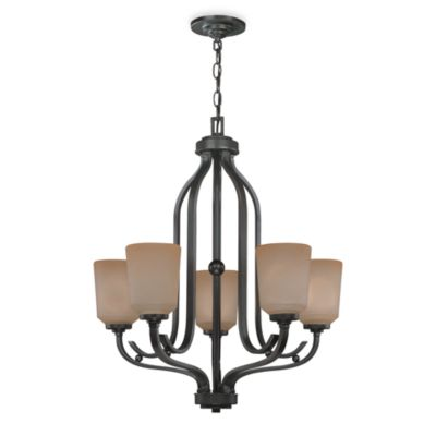 Pertru 5-Light Chandelier