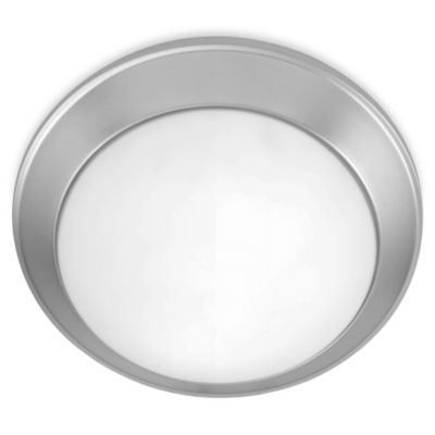 Glow Pan Flush Mount Light