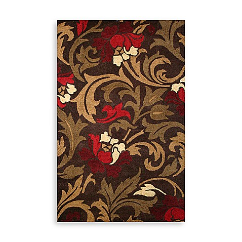 Mohawk Home Acanthia 2-Foot 9-Inch x 3-Foot Accent Rug