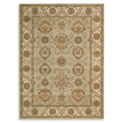 Alexandria Green Accent Rugs
