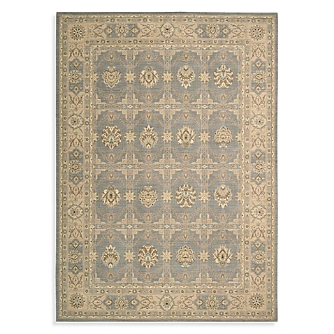 Persian Empire Accent Rugs in Slate
