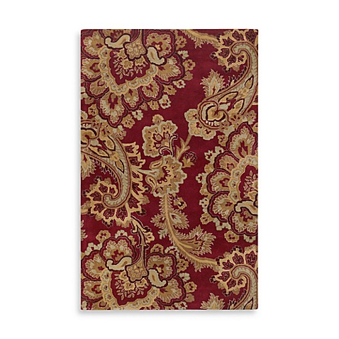 Sea Red Rug