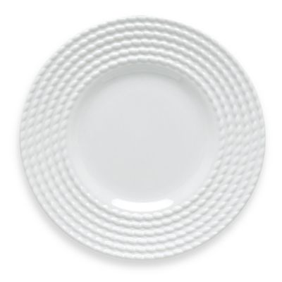 Kate Spade New York White Accent Plate