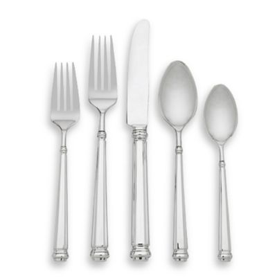 kate spade new york Abington 5-Piece Square Flatware