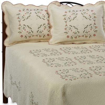 Cheryl Queen Bedspread