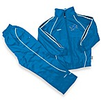 Official NFL Detroit Lions Windsuit Set by Reebok - Size 12 Months