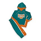 Official NFL Miami Dolphins Hoodie Pull Over with Pants by Reebok - Size 18 Months