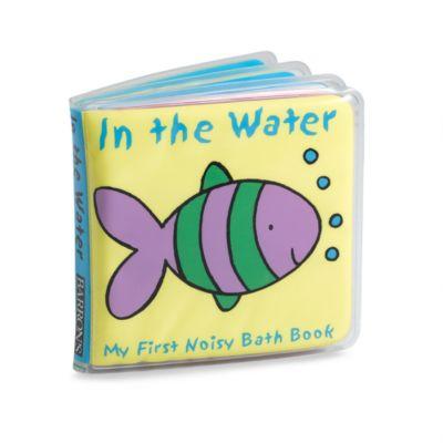 My First Noisy Bath Book