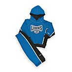 Official NFL Detroit Lions Hoodie by Reebok - Size 4