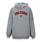 Official NFL Atlanta Falcons Hoodie by Reebok - Size 4