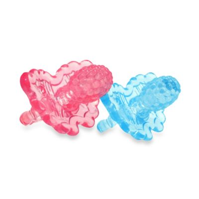 Razbaby® Silicone Teether in Pink
