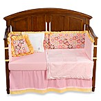 Kathy Ireland Home Sweetie Pink Crystals Crib Bedding and Accessories by Thank You Baby