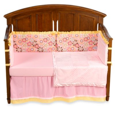 Thank You Baby Crib Fashion Bedding