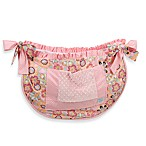 Kathy Ireland Home Sweetie Pink Crystals Toy Bag by Thank You Baby