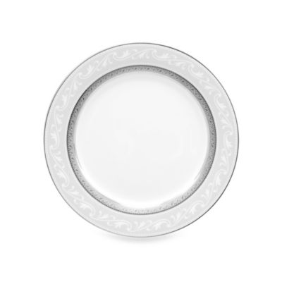 Noritake® Crestwood Platinum 9-Inch Accent Plate