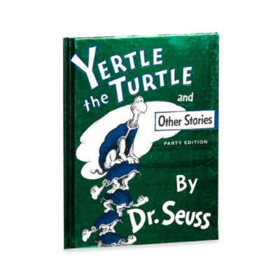 Dr. Seuss' Yertle the Turtle and Other Stories