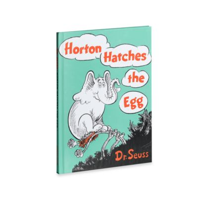 Dr. Seuss' Horton Hatches the Egg Book