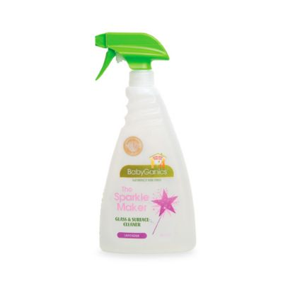 BabyGanics® 32-Ounce Lavender Glass Cleaner