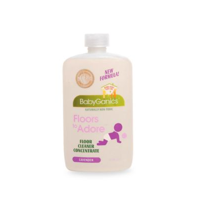 BabyGanics® Floors to Adore 16-Ounce Lavender Floor Cleaner