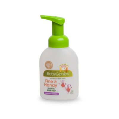 BabyGanics® 8.45-Ounce Lavender Foaming Hand Soap