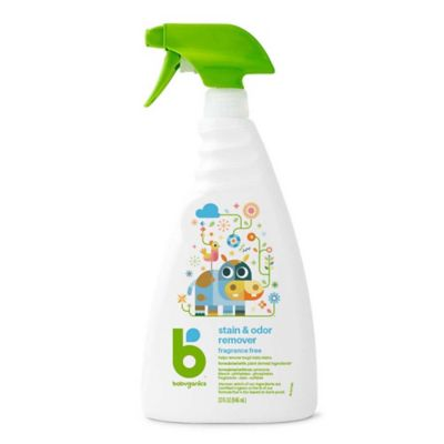 Babyganics® 32 oz. Fragrance-Free Stain Remover