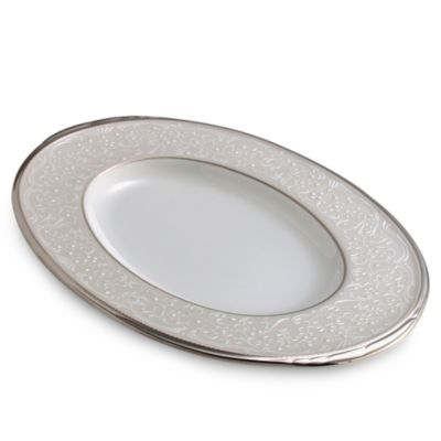 Noritake® Silver Palace 9-Inch Butter/Relish Tray