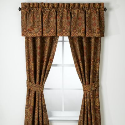 Croscill® Yosemite Window Valance