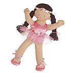 North American Bear Co. Rosey Cheeks™ Brunette Ballet Doll