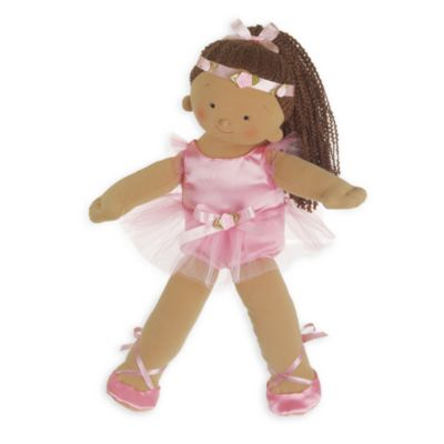 North American Bear Co. Rosey Cheeks™ African American Ballet Doll