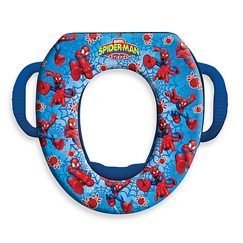 Ginsey Spiderman Soft Potty Seat